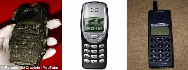オーストリアで800年前の携帯電話を発見した!!宇宙人によって置いていかれたのか?!