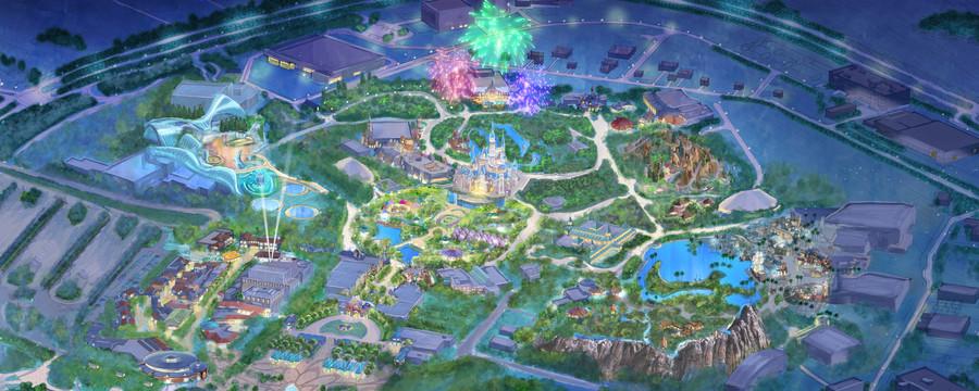 上海ディズニーが開園する!!どんなテーマパーク?世界にはどんなディズニーがある?