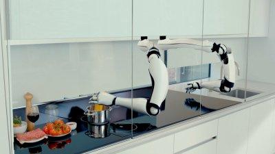 全自動で料理してくれるロボットシェフとは?!