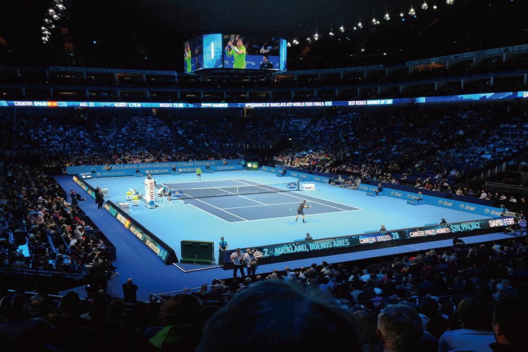 テニスの大会別の優勝賞金ランキングTOP10