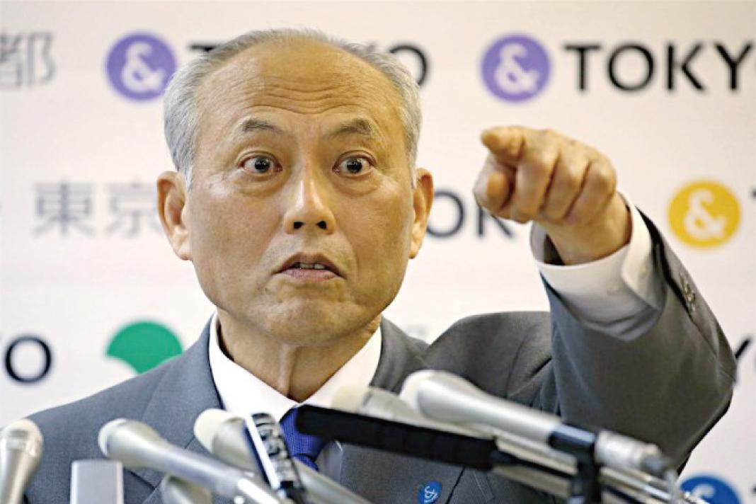 公私混同しておきながら舛添都知事の退職金がすごい額!!