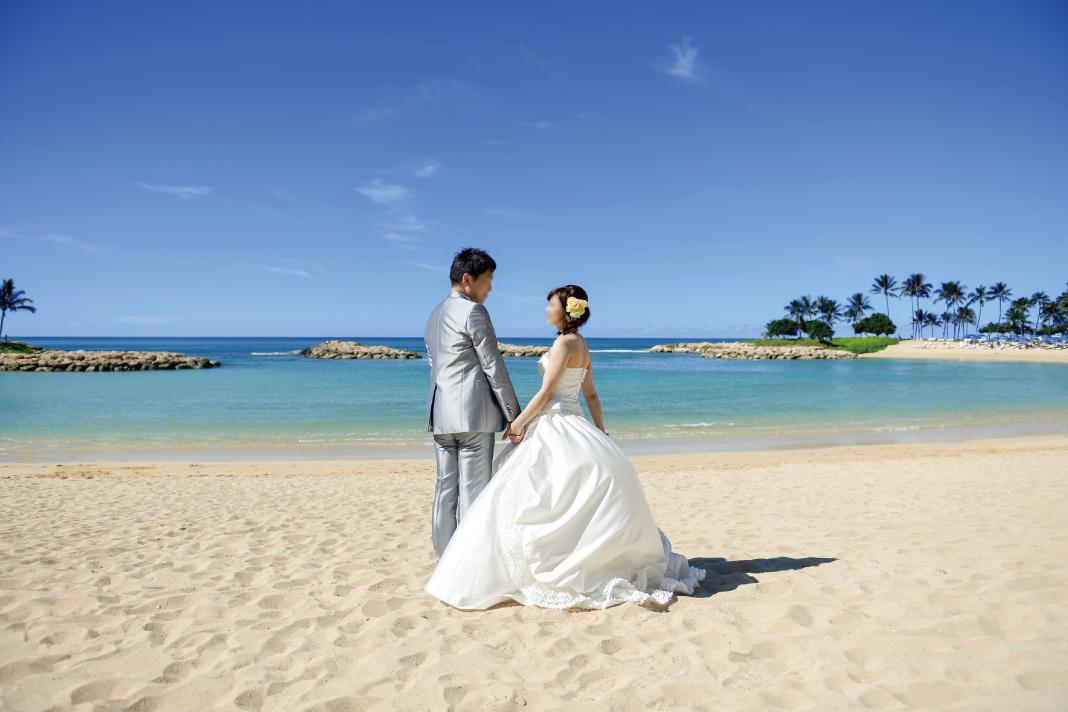 【ハワイ挙式】ハレクラニとコオリナのウエディング費用は?(体験談)